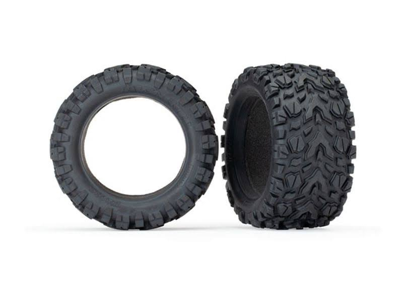 Traxxas TRA6769 Talon Truck Tires - Black, 2.8""