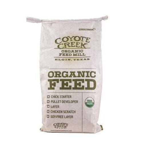 Coyote Creek 231 Organic Egg Layer Pellet - 50lb