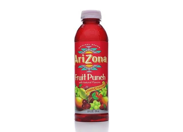 Arizona Original Brand Fruit Punch Fruit Juice Cocktail - 20oz