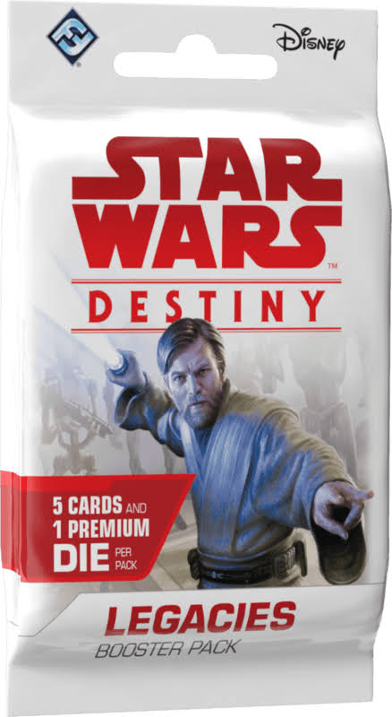 Star Wars Destiny Legacies Booster Pack