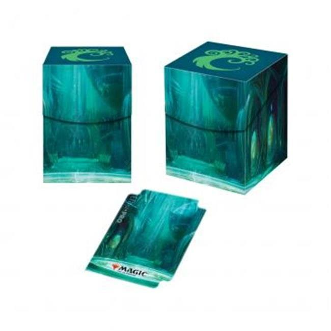Magic: The Gathering - Guilds of Ravnica Simic Combine Pro-100+ Deck Box