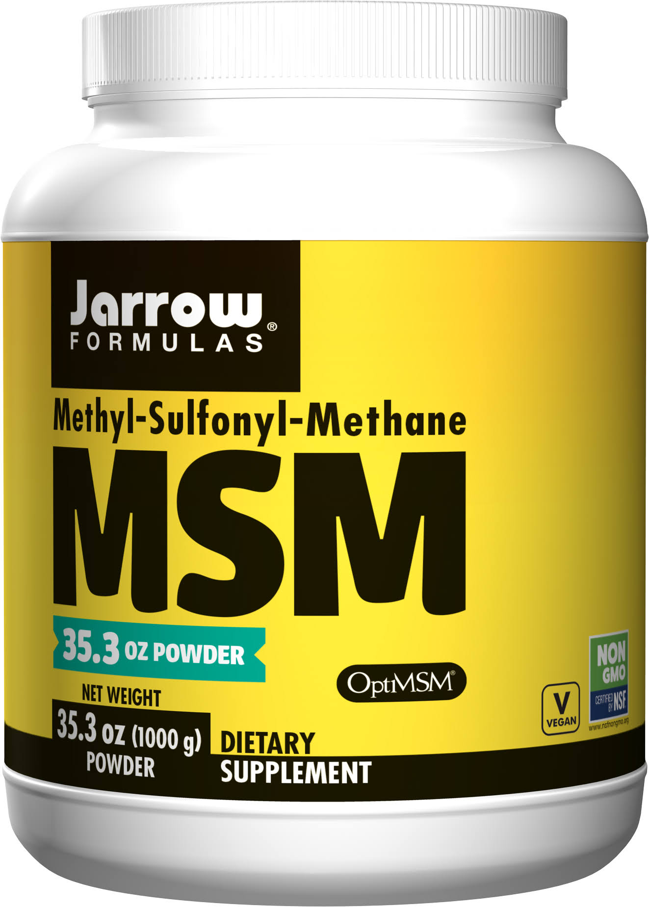 Jarrow Formulas Msm Sulfur Powder - 1000g