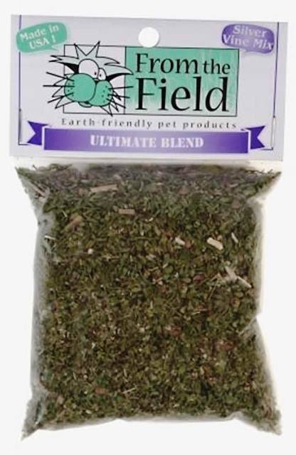 from The Field Ultimate Blend Silver Vine Catnip Toy 0.5-ounce Bag