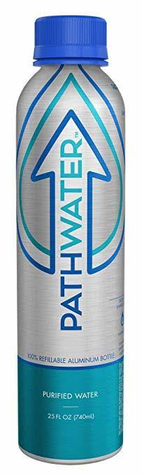 Pathwater Water, Purified - 25 fl oz