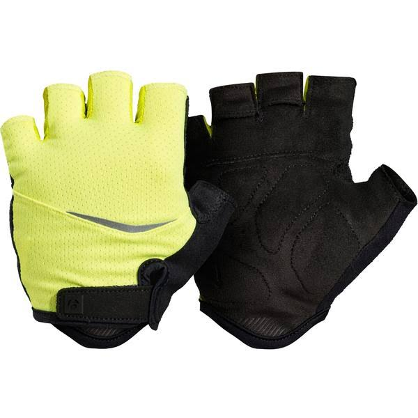 Bontrager Anara Women's Cycling Glove - Visibility Yellow - Medium