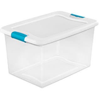 Sterilite Latch Store Box - 64qt