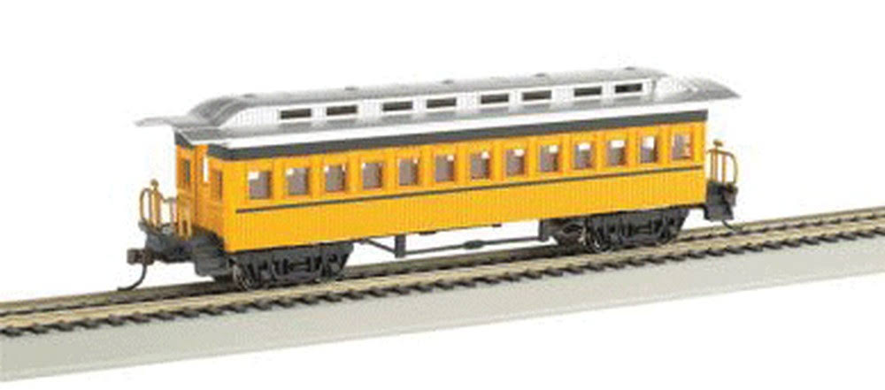 Bachmann 13403 1860-1880 Coach Painted Unlettered (HO)