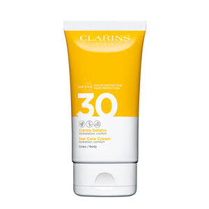 Clarins Sun Care Body Cream