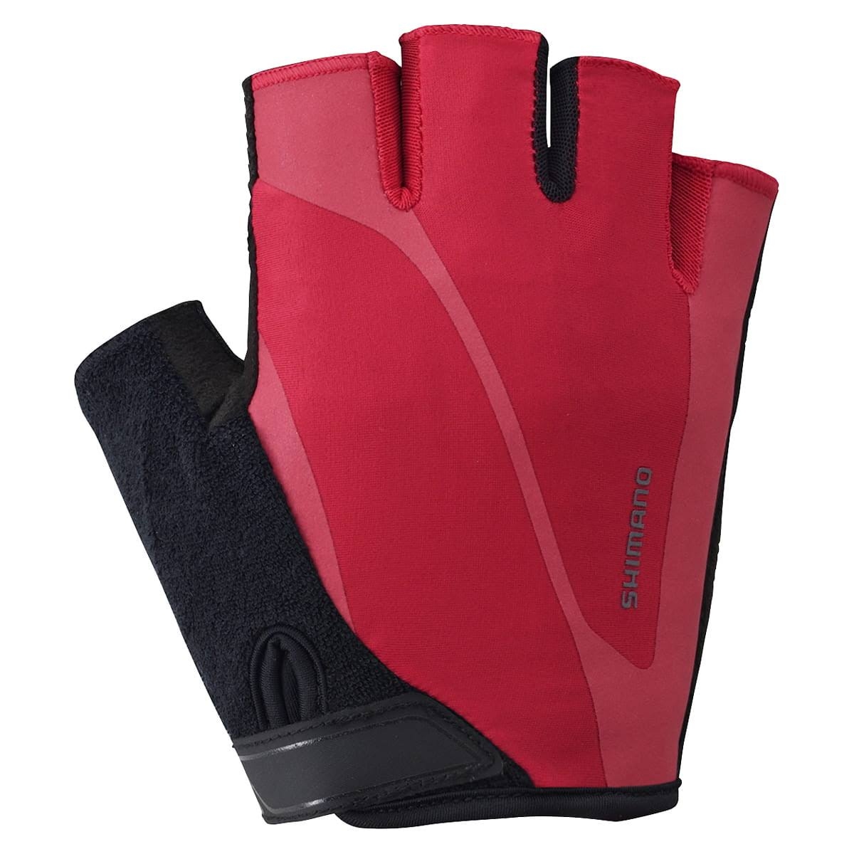 Shimano Gloves Classic Red