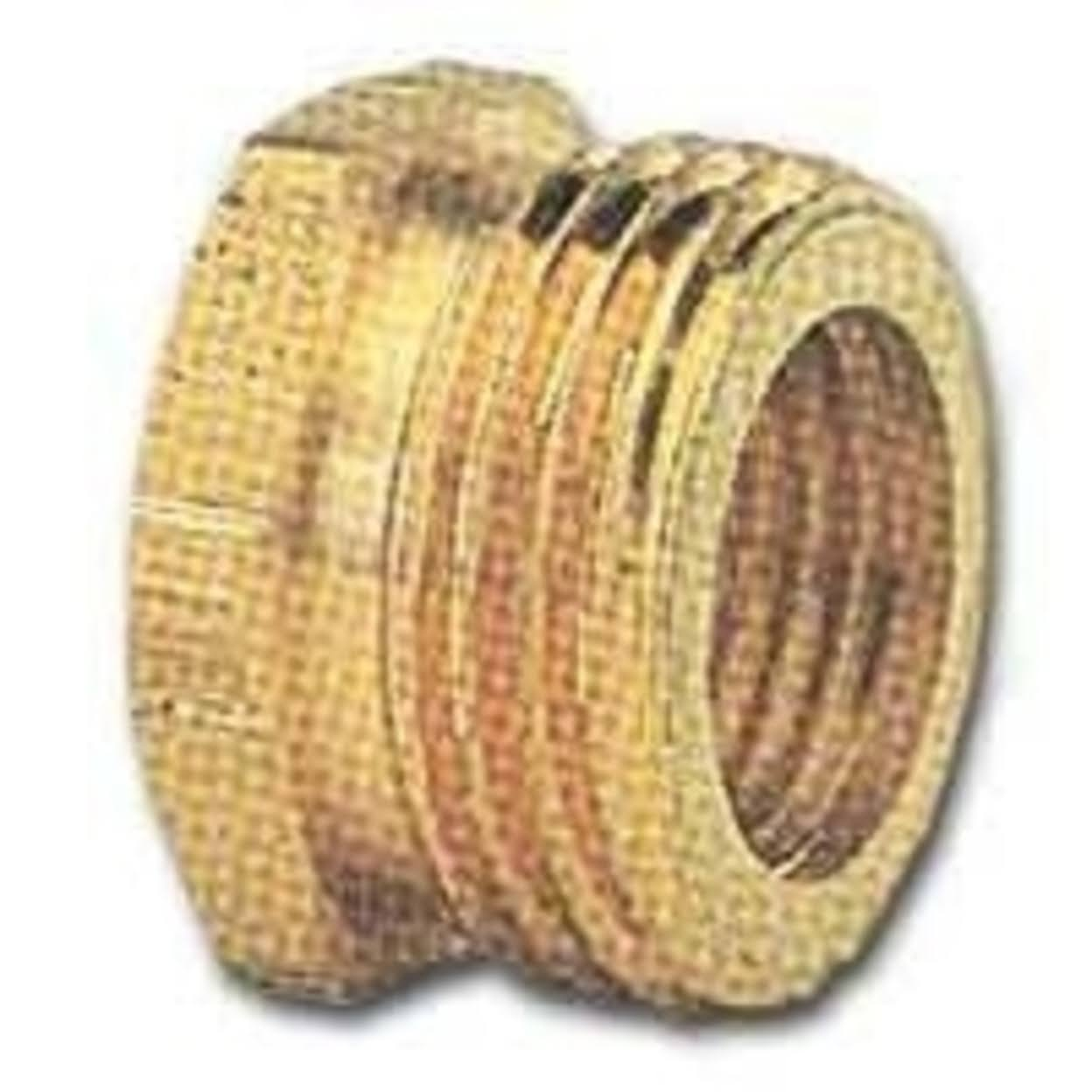 Gilmour Male Hose Connector - Brass