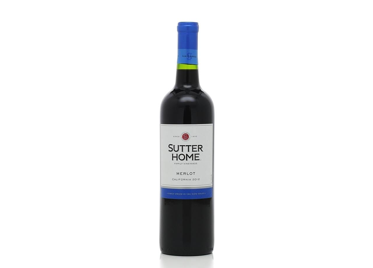 Sutter Home Family Vineyards Merlot California