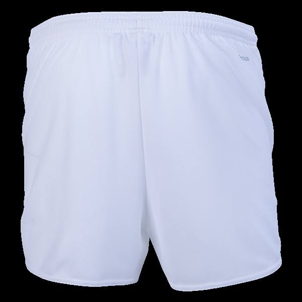 Adidas Women's Parma 16 Short - White and Black, Small