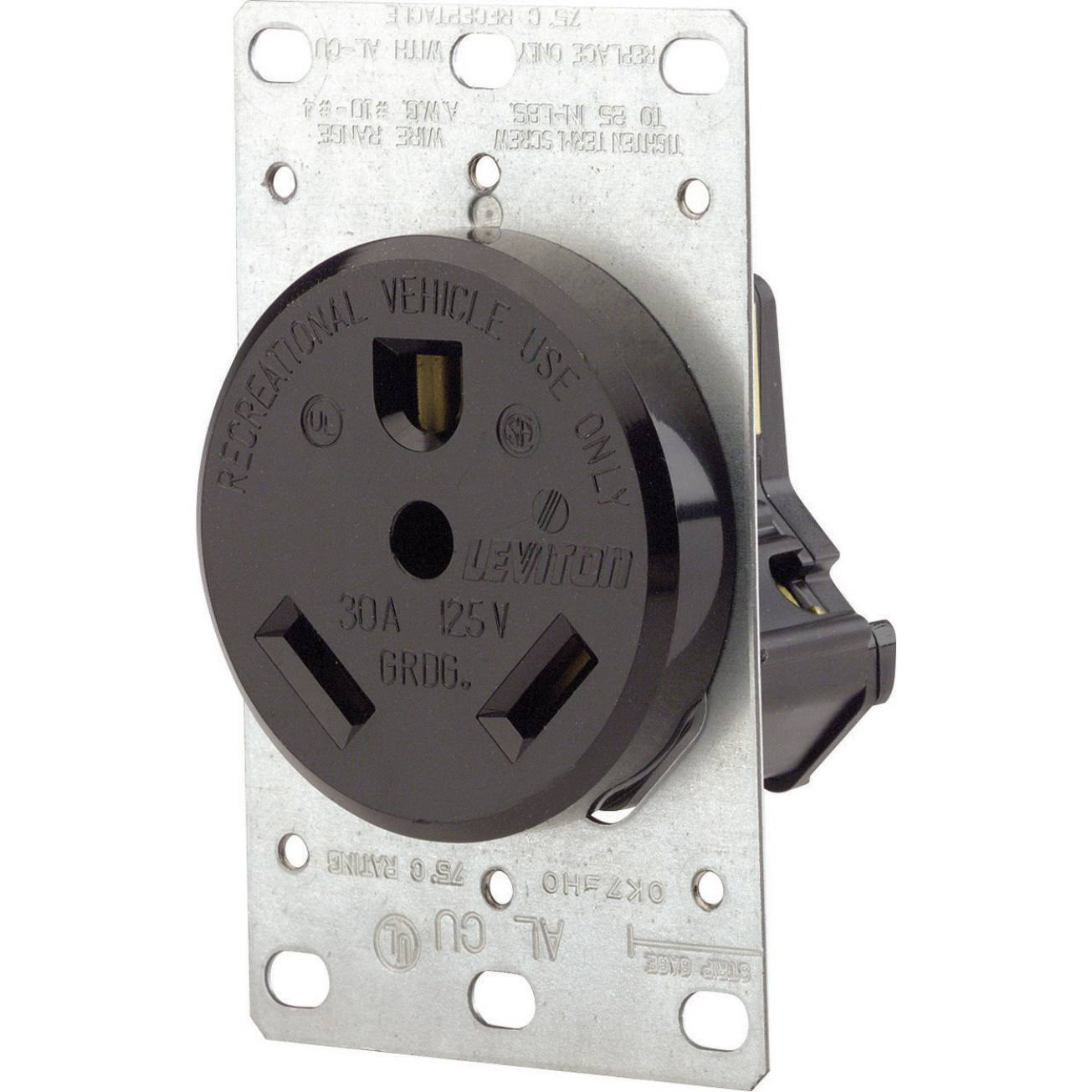Leviton Electrical Receptacle