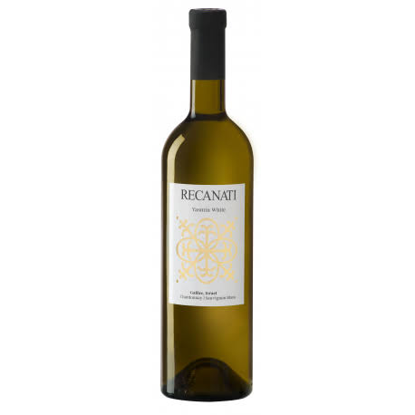 2014 Recanati Winery Yasmin White Wine - Galilee, Israel