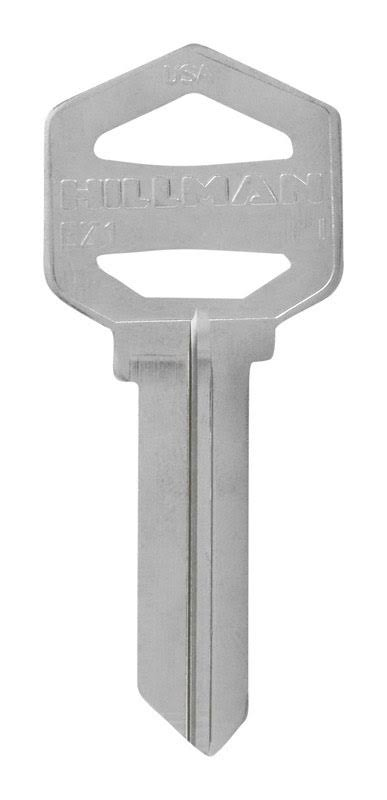 Hillman House/Office Universal Key Blank Single Sided 85518
