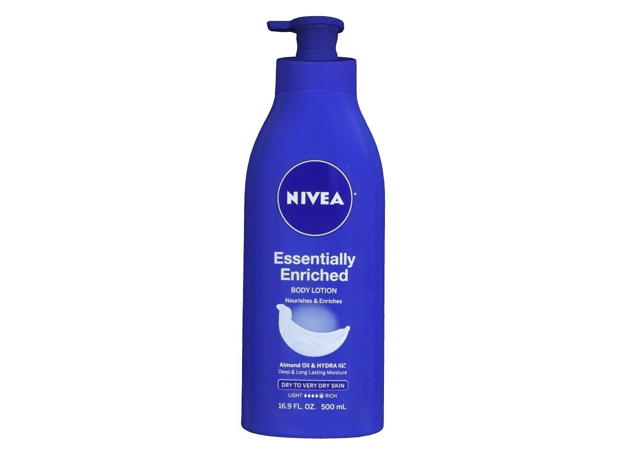 Nivea Essentially Enriched Body Lotion - 500ml