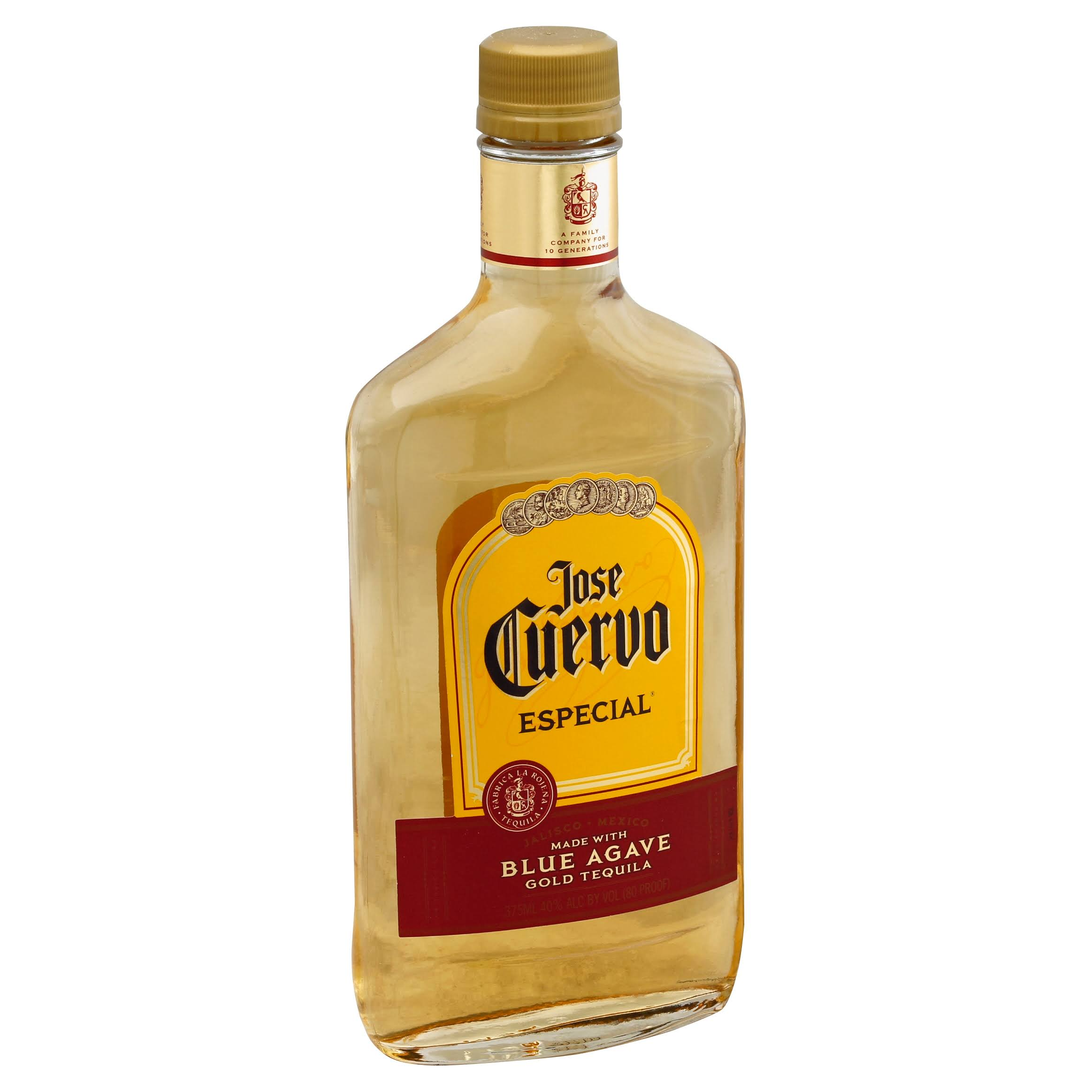 Jose Cuervo Especial Gold Tequila - 375 ml bottle