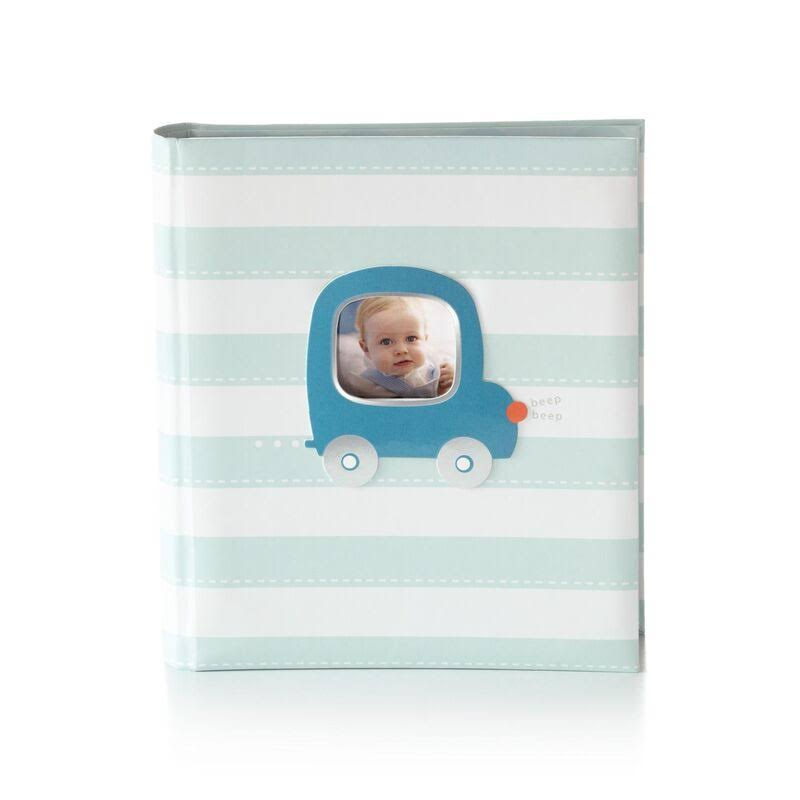 Hallmark Transportation 5-year Memory Book