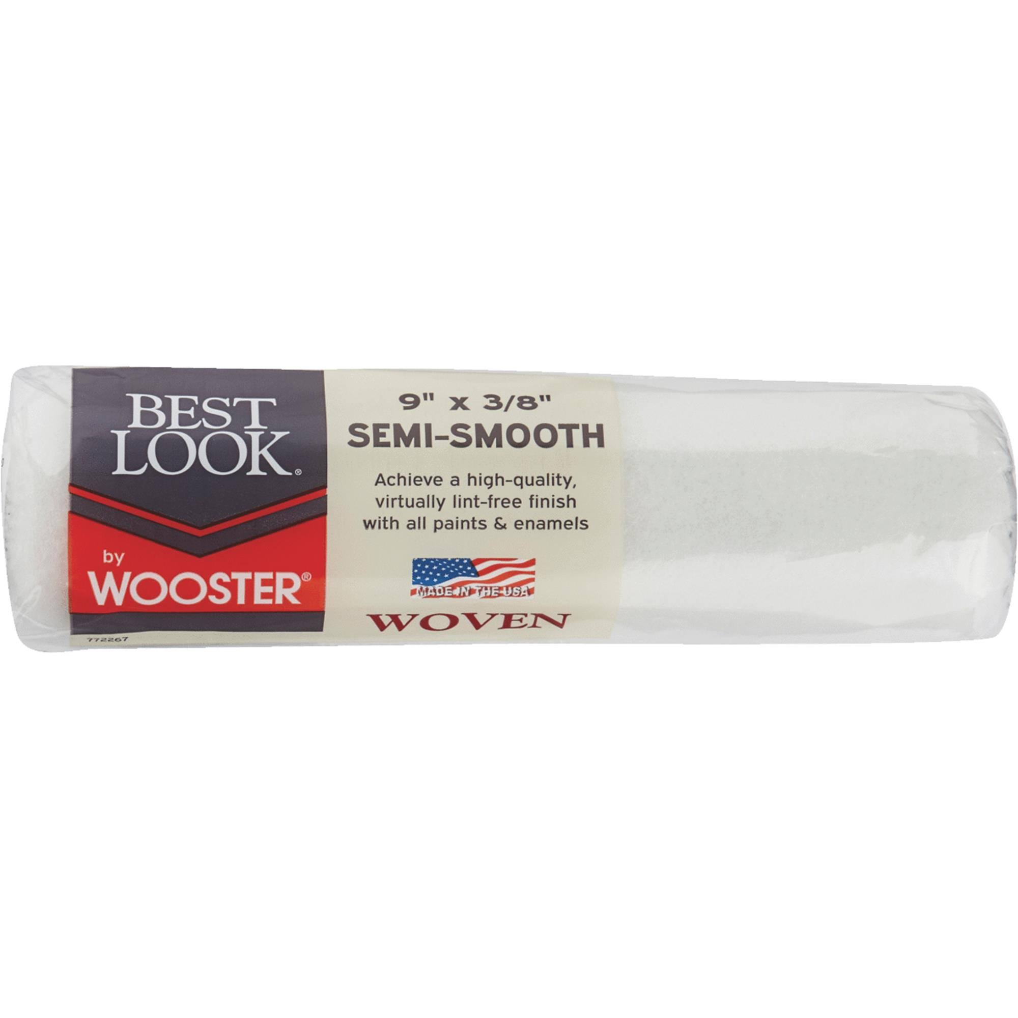 Wooster Brush 9x3/8 Woven Roller Cover DR462-9