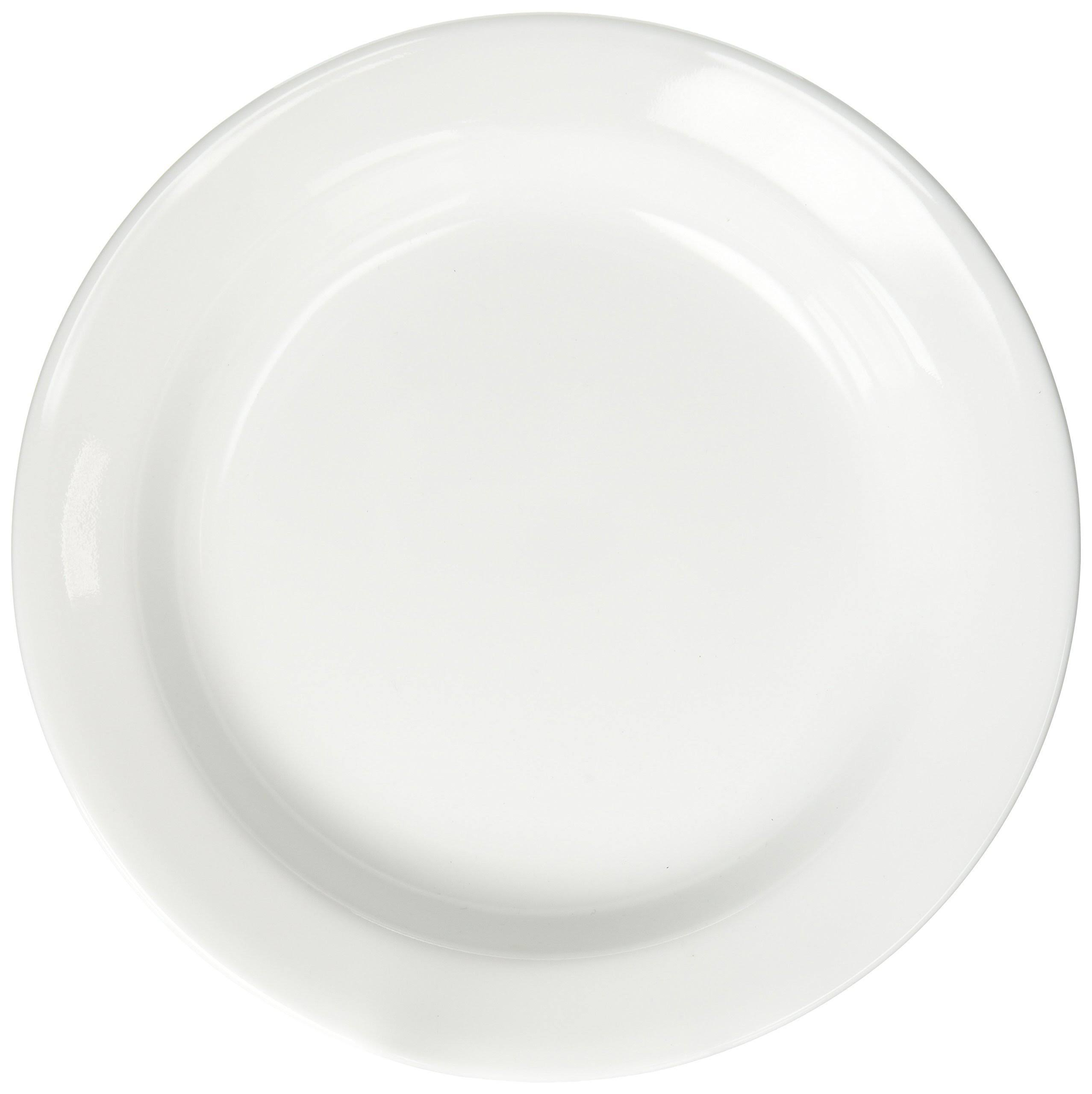 Corelle Livingware Rimmed Soup Bowl - Winter Frost White, 15oz
