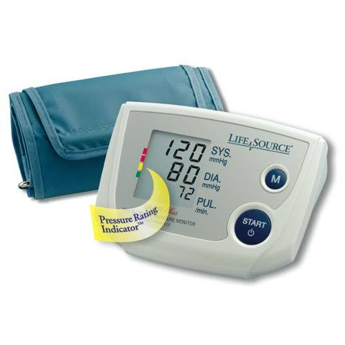 Life Source Advance One Step Inflate Blood Pressure Monitor - Small Cuff