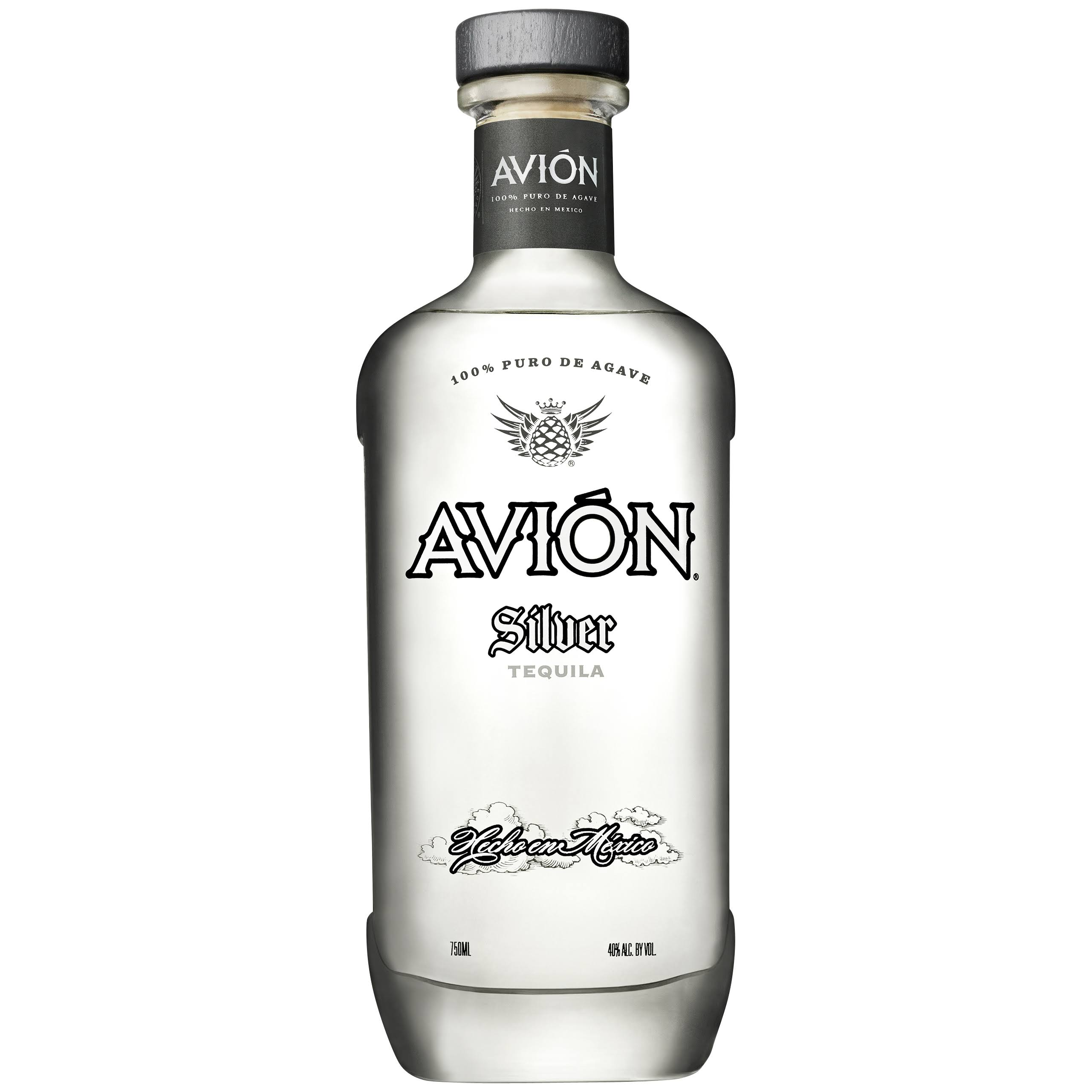 Avion Silver Tequila - 750ML