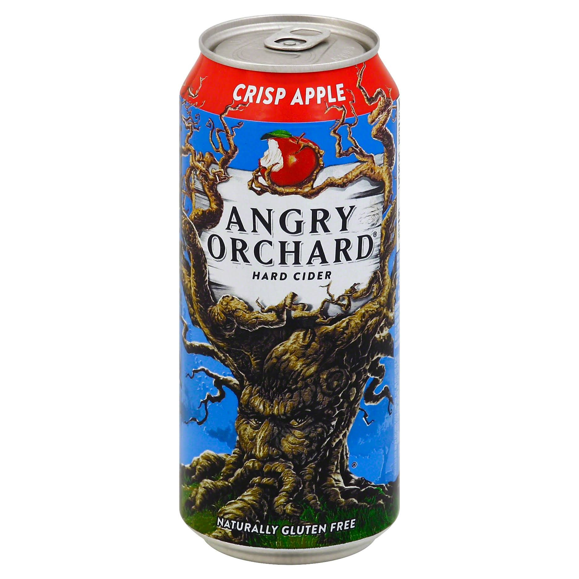 Angry Orchard Crisp Apple Hard Cider - 16 fl oz can