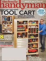 family handyman magazine subscription renewal gifts