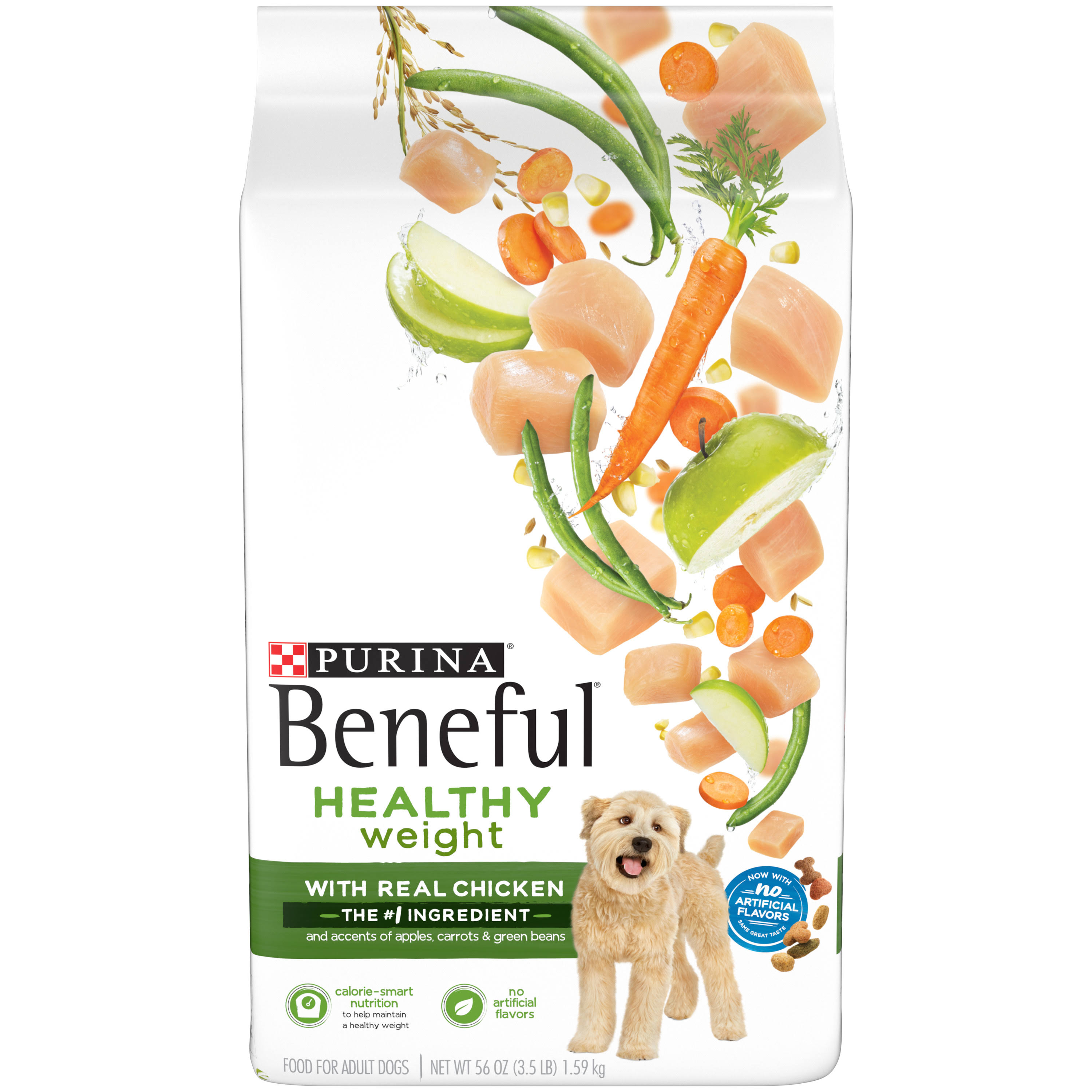 Beneful Original Dog Food - 3.5lbs, 6pk