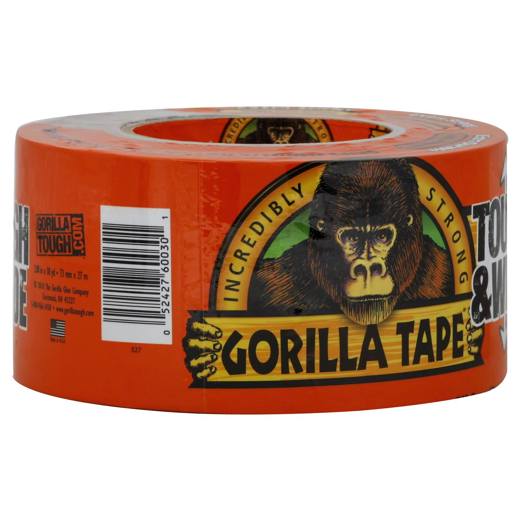 Gorilla Tough And Wide Tape - 73mm x 27m
