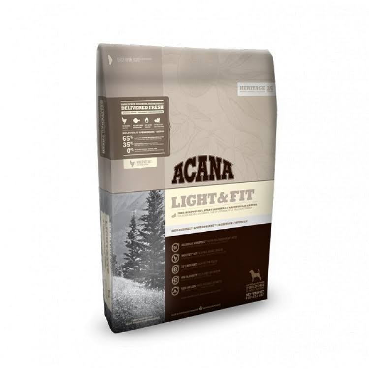 Acana Light & Fit Dog Heritage - 2kg