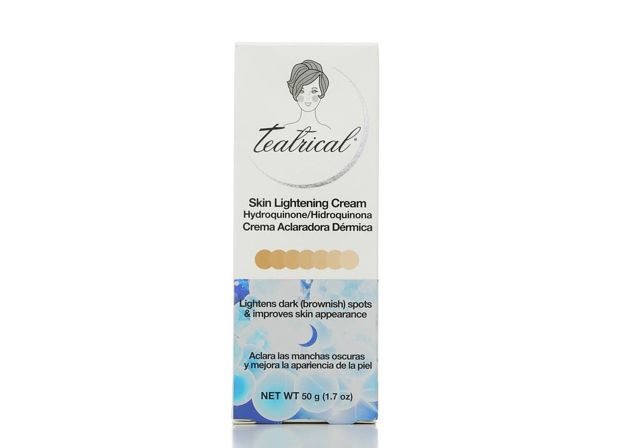 Teatrical Dark Spot Remover Skin Lightening Cream 1.7oz