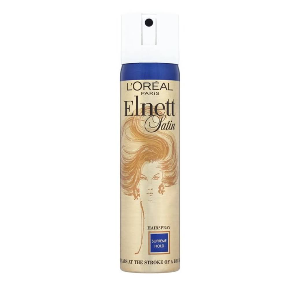Elnett Satin Supreme Hold Hairspray - 200ml
