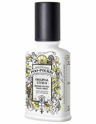 Poo-Pourri Before-You-Go Toilet Spray - Original, 4 oz