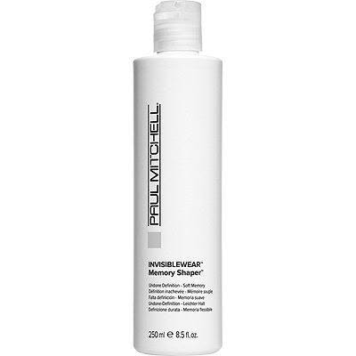 Paul Mitchell Invisiblewear Memory Shaper Gel Serum - 8.5oz