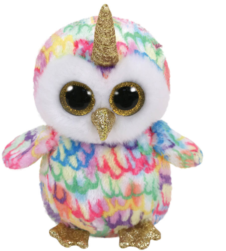 Ty Beanie Boos Toy, Enchanted