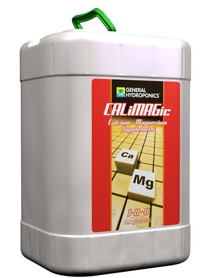 General Hydroponics GH1775 Calimagic Supplement - 6gal