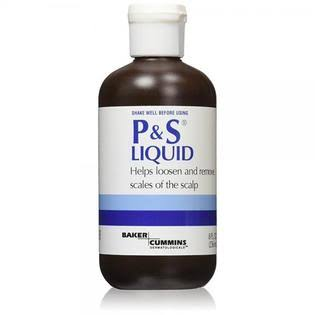 P & S Liquid For Dandruff And Psoriasis