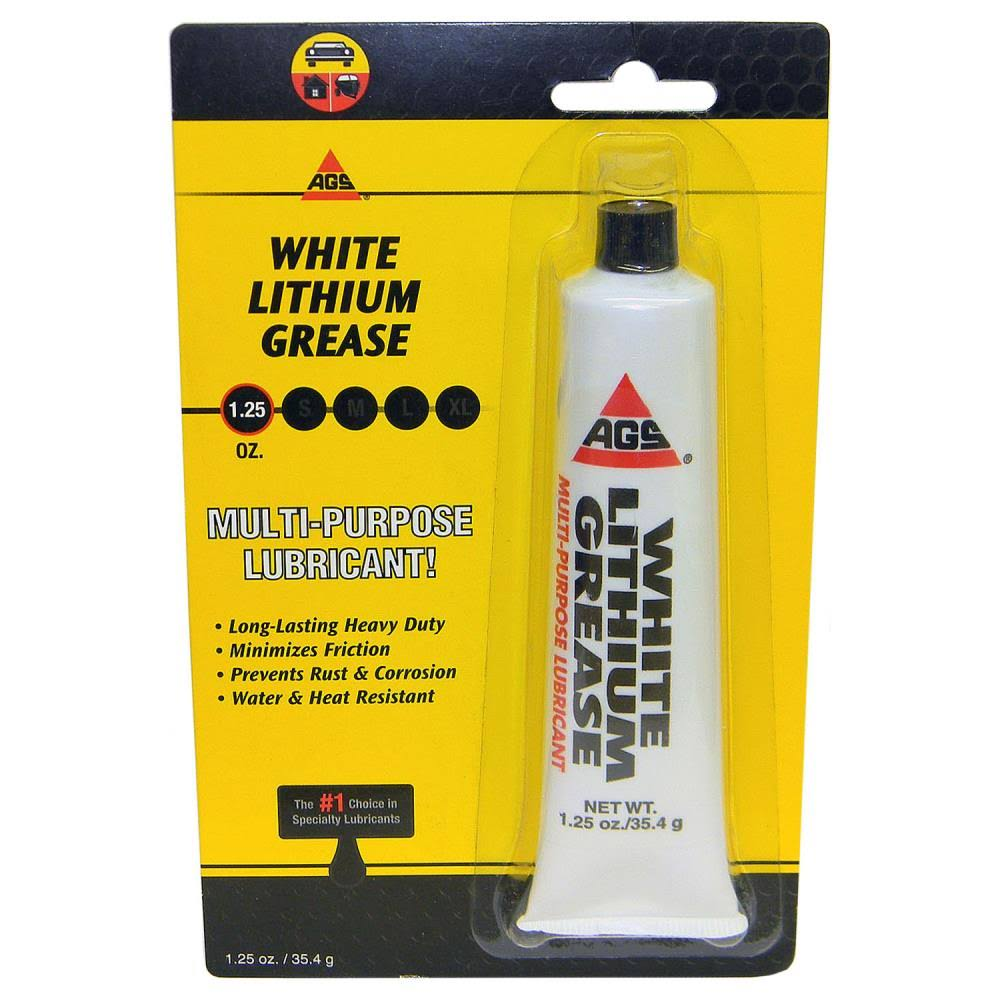 AGS Lithium Grease - White