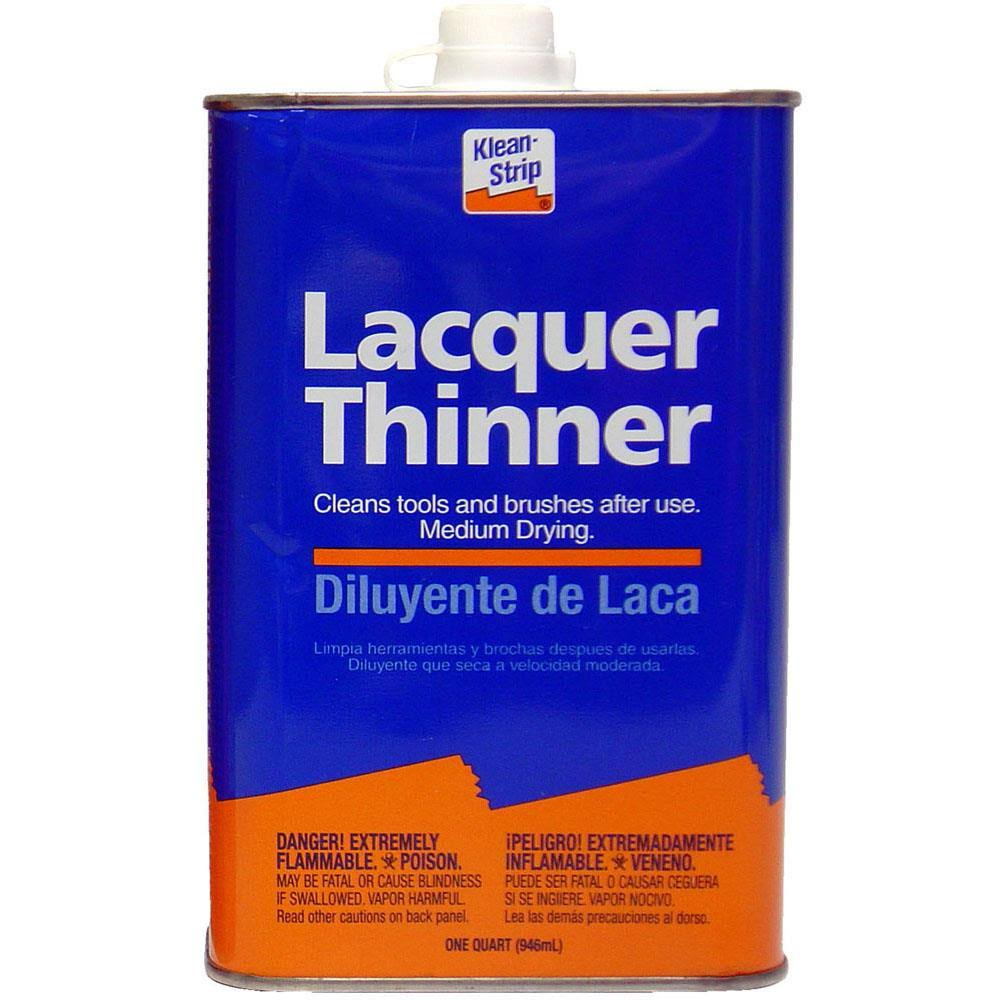 Klean-Strip Lacquer Thinner