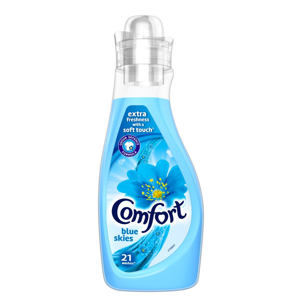 Comfort Blue Skies Fabric Conditioner 21 Wash - 750ml