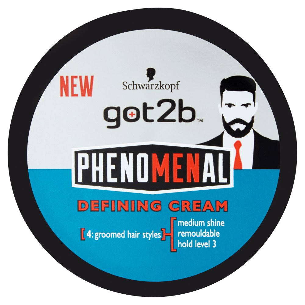 Schwarzkopf Got2b Phenomenal Defining Cream 100ml
