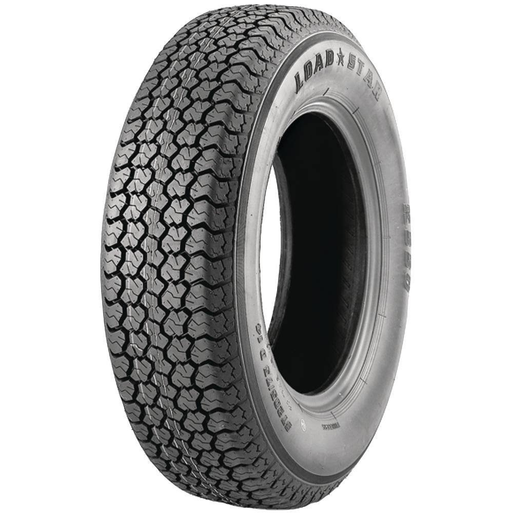Loadstar Tires - 1ST82 St185/80d13 C Ply K550 Tire