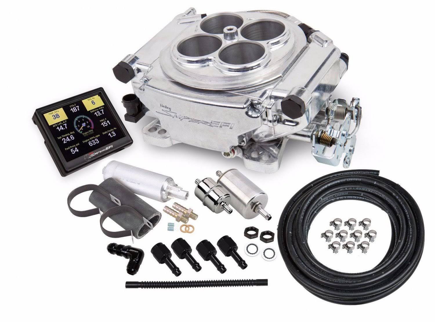 Holley 550-510K Sniper EFI Self-Tuning Master Kit