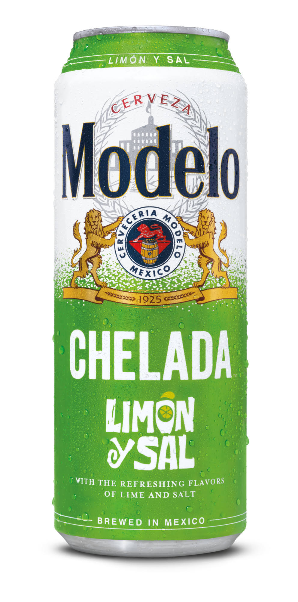 Modelo Chelada Limon Y Sal Flavored Mexican Import Beer