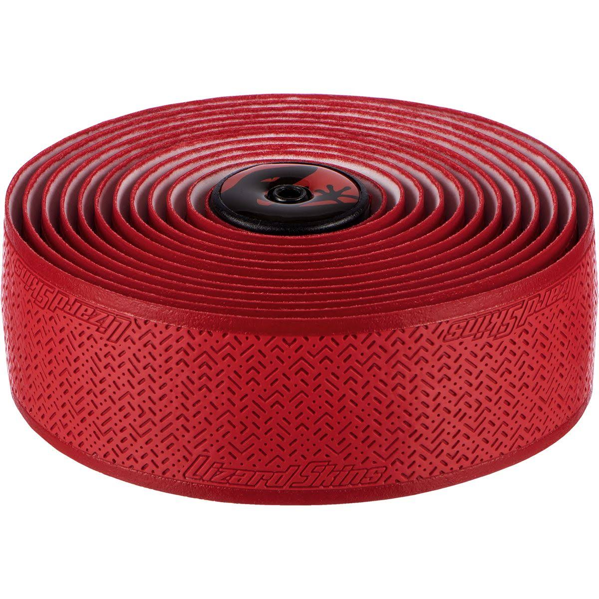 Lizard Skins DSP Bar Tape - 2.5mm Crimson Red