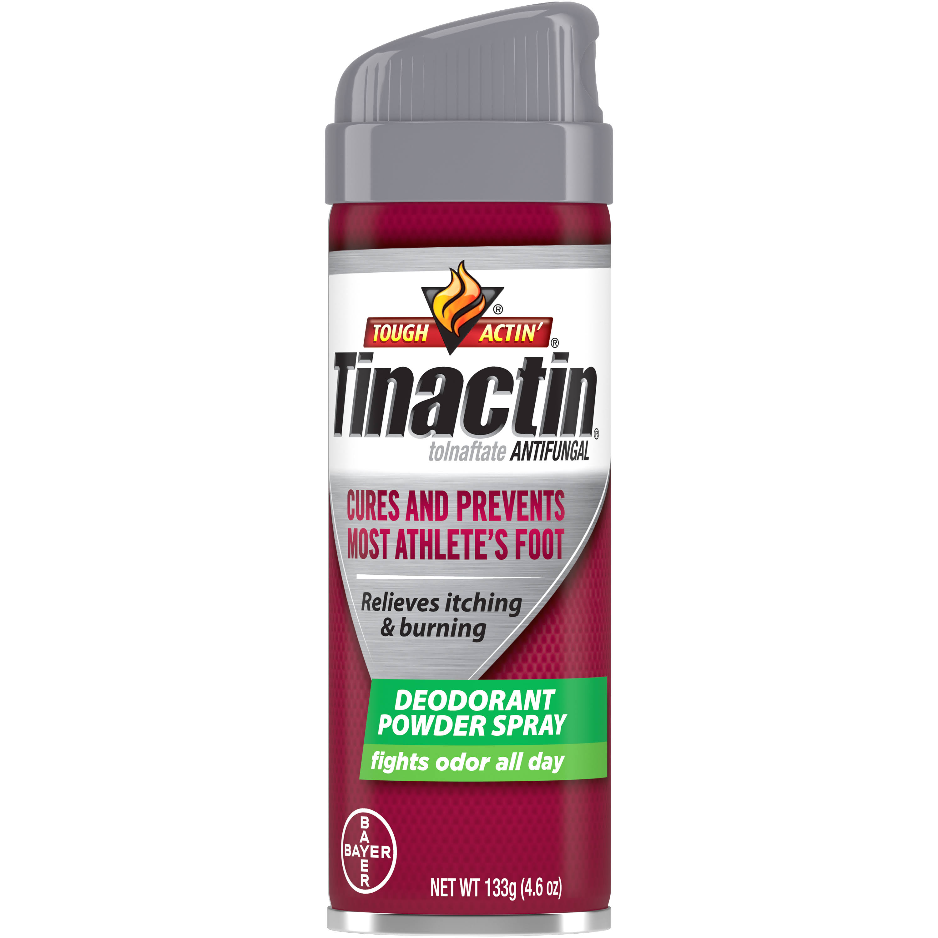 Tinactin Athletes Foot Deo Spray Powder - 4.60oz