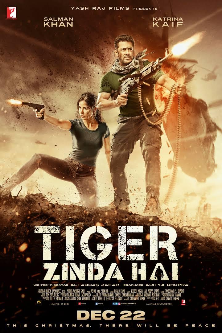 Tiger Zinda Hai-Tiger Zinda Hai