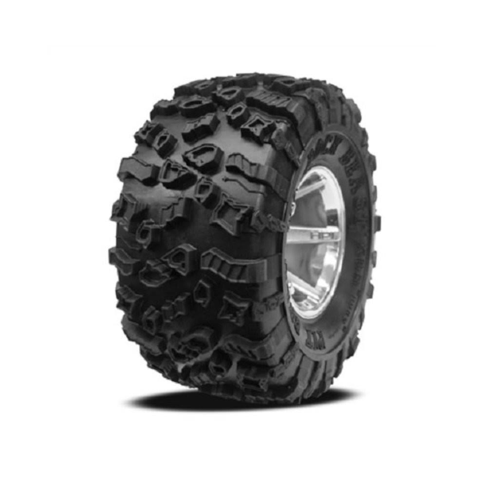 Pit Bull Rock Beast XOR 2.2 Crawler No Foam Tires - 2pk