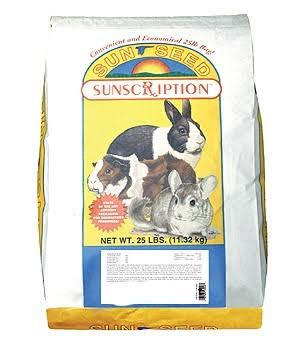 Vitakraft Sun Vita Sunscription Rabbit - 25 lb